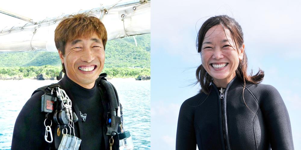 石垣島でダイビング&水中写真 ネイチャー石垣島ダイビングサービス
