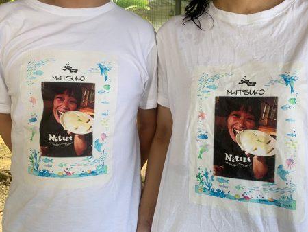祥子Tシャツ